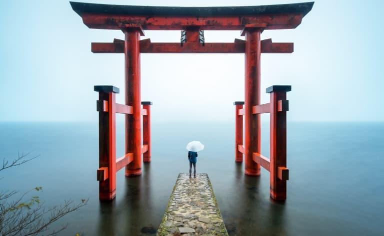 Cap sur Hakone !