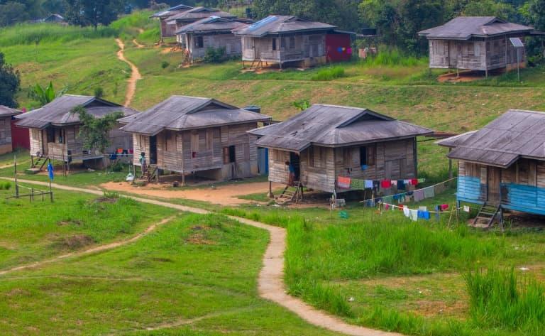 Rencontre avec les Orang Asli de Belum