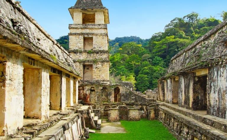 Le site Maya exceptionnel de Palenque !