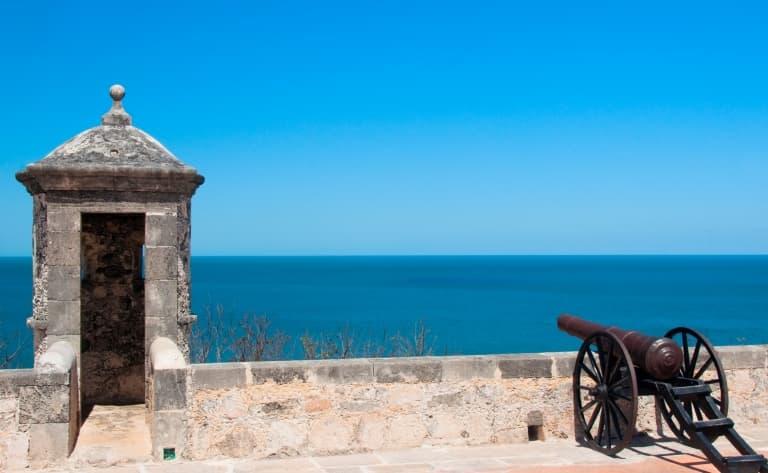 Sur les remparts du Golfe du Mexique