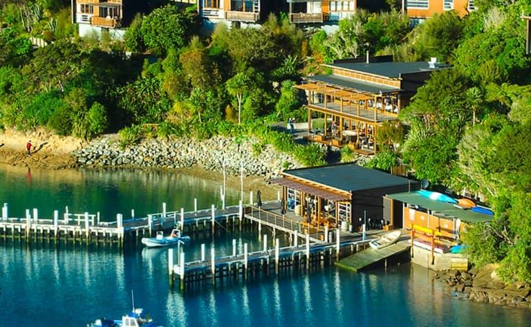 Hotel Bay of Many Coves
