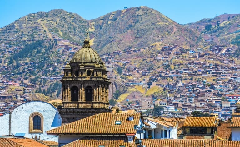 En route pour Cusco