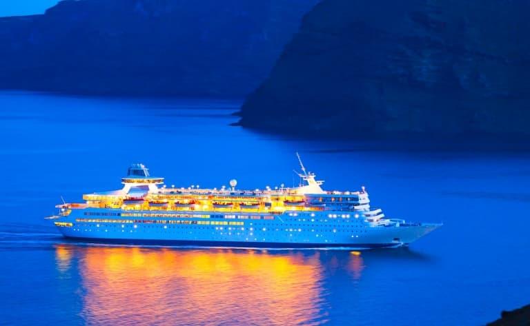 Embarquement sur le navire Paul Gauguin à Papeete