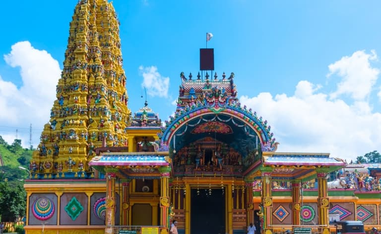 Au plus proche de la culture sri lankaise