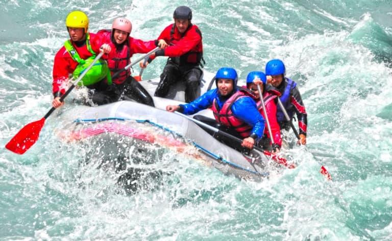 Faire du Rafting au Kauai