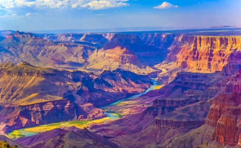 Las Vegas-Grand Canyon en 4X4 (Pink Jeep Tour)