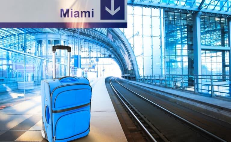 Transferts privé Miami Aéroport/Hôtel (réservable par nos soins)