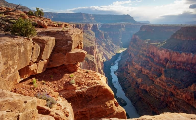 Découverte de Grand Canyon