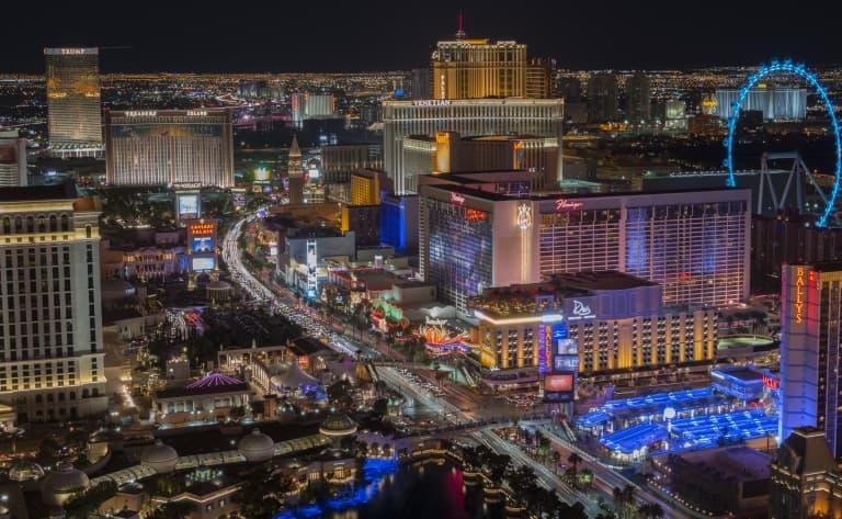Folie de Las Vegas