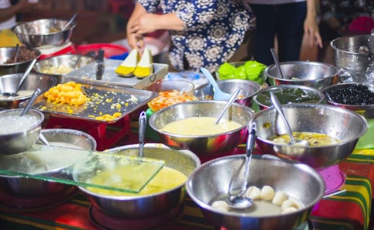 Initiation à la cuisine cambodgienne
