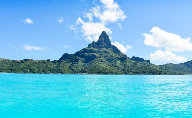 Bora Bora, la perle de Polynésie