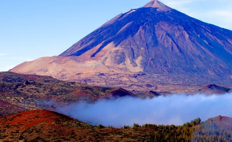 Parc national de Teide et observation des étoiles