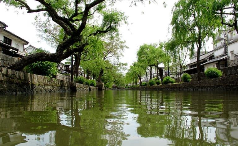 Jardin secret de Kurashiki