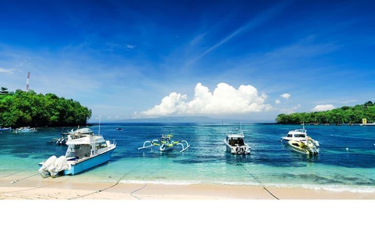Sur l'île de Lombok