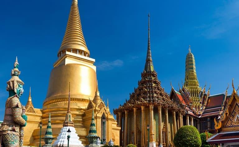 Temples et Palais de Bangkok