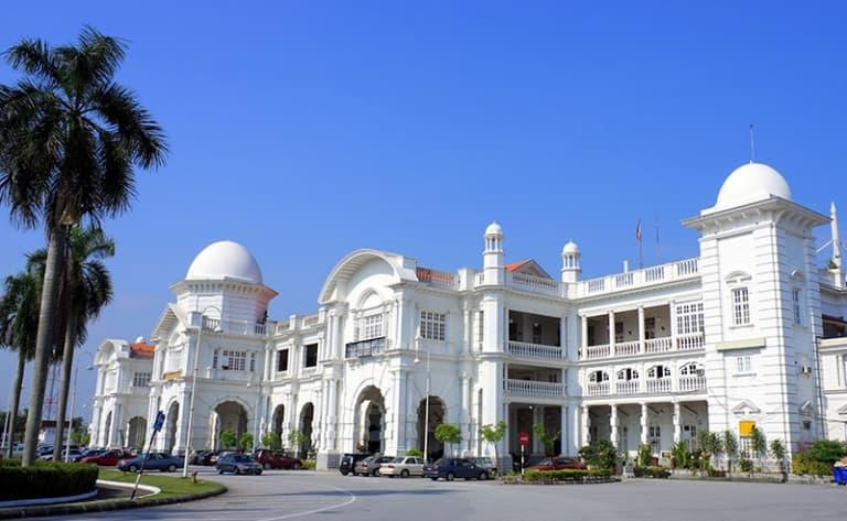 Riche héritage d'Ipoh et de Kuala Kangsar