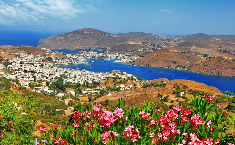 Patmos, « Jérusalem de la mer Egée »